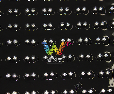 P162Y显示屏模组满屏灌胶.jpg